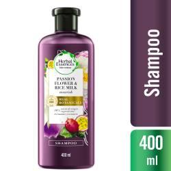 Shampoo Nourish Pasión Flow Renew Herbal Essences x 400 cc.
