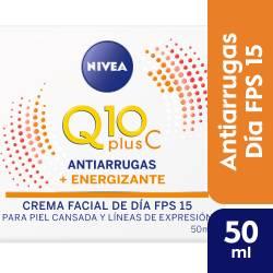 Crema Facial Día FPS15 Nivea x 50 cc.