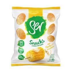 Snacks sabor Choclo a La Manteca Ser x 40 g.