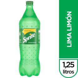 Gaseosa Lima Limón Pet Sprite x 1,25 Lt.