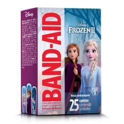 Apósito Infantil Frozen Band-Aid x 25 un.