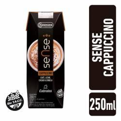 Bebida Láctea a Base de Leche Capuccino Sense x 250 cc.