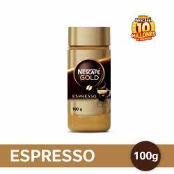 Café Espresso 100% Arábica Nescafé x 100 g.