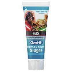 Crema Dental Star Wars Oral-B x 100 g.