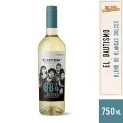 Vino Blanco Blend Bb4 El Bautismo x 750 cc.