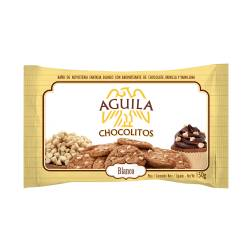 Chocolitos de Choco Blanco Águila x 150 g.