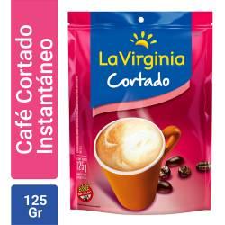 Café Instantáneo Cortado Dp La Virginia x 125 g.