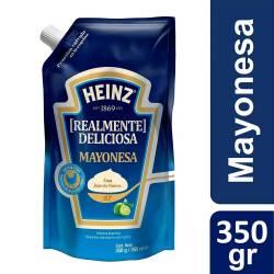 Mayonesa Doy Pack Heinz x 350 g.