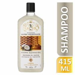Shampoo Ultra hidratante Coco Tío Nacho x 415 cc.