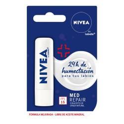 Protector Labial Med Repair Vit E Nivea x 1 un.