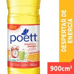 Limpiador Líquido Despertar de Energía Poett x 900 cc.