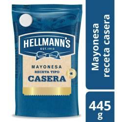 Mayonesa Tipo Casera Doy Pack Hellmanns x 445 g.