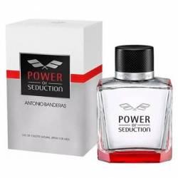 Ab Power Of Seduction Men Edition Antonio Bandera x 100 cc.