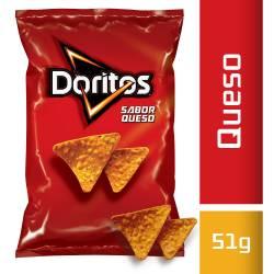 Nachos sabor Queso Doritos x 51 g.