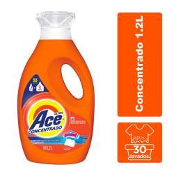 Jabón Líquido Concentrado Botella Ace x 1,2 Lt.