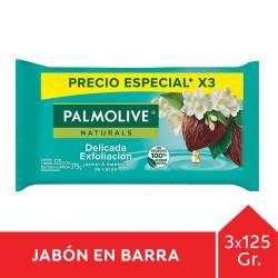 Jabón Tocador Jazmín y Coco Palmolive x 3 un.