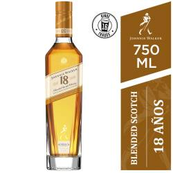 Whisky 18 Years Johnnie Walker x 750 cc.