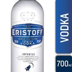 Vodka Premium Eristoff x 700 cc.
