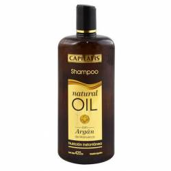 Shampoo Natural Oil Capilatis x 420 cc.