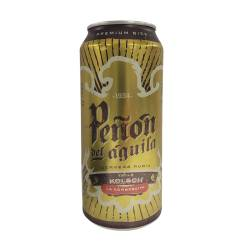 Cerveza Rubia Kolsch Lata Peñón Del Águila x 473 cc.