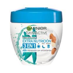 Crema Hidratante 3en1 Extra Nutrición Garnier x 200 cc.