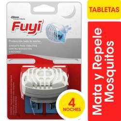 Insecticida Aparato+ 4 Tabletas Fuyí x 1 un.
