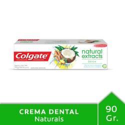 Crema Dental Natural Extracts Detox Colgate x 90 g.
