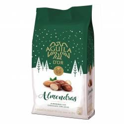 Almendras con Chocolate con Leche Águila x 120 g.