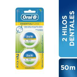 Hilo Dental 25m Oral-B x 2 un.
