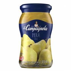 Mermelada Pera La Campagnola x 454 g.