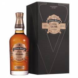 Whisky Escoces Ultis Estuche Chivas x 750 cc.