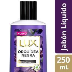 Jabón Líquido Cuerpo Orquídea Neg Bot Lux x 250 cc.