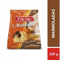 Madalenas Marmoladas Valente x 225 g.