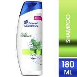 Shampoo Alivio Refrescante Head Shoulders x 180 cc.