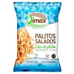 Palitos Salados para Copetín s/Tacc Dimax x 75 g.