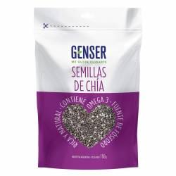 Semillas de Chía Genser x 150 g.