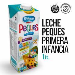 Leche Entera Uat con Dha+ Peques Tregar x 1 Kg.