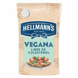Aderezo Vegano Libre de Colester Doy Pack Hellmanns x 250 g.