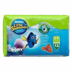 Traje Baño P Little Swimm Huggies x 12 un.