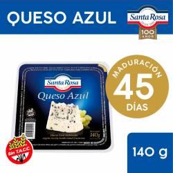 Queso Azul Santa Rosa x 140 g.