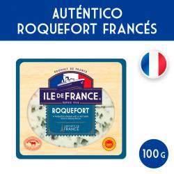 Queso Roquefort Ile de France x 100 g.