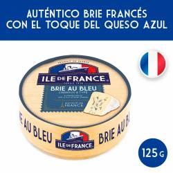 Queso Brie Au Bleu Ile de France x 125 g.