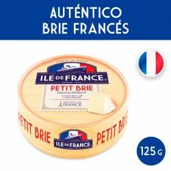 Queso Petir Brie Ile de France x 125 g.