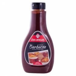 Salsa Barbacoa Original Pet Dos Anclas x 425 g.
