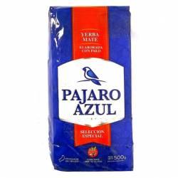 Yerba Mate c/Palo Selección Especial Pájaro Azul x 500 g.