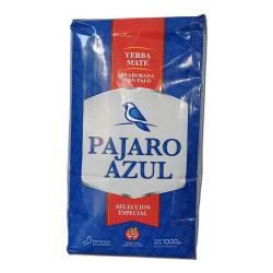 Yerba Mate c/Palo Seleccionado Especial Pájaro Azul x 1 Kg.