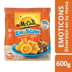 Papas Emoticons Mc Cain x 600 g.
