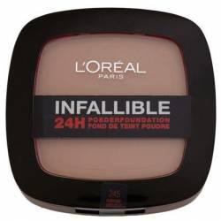 Maquillaje Polvo Compacto Infa Sand Loreal x 1 un.