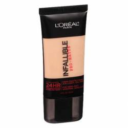 Base Infallible Matte Natural Beige Loreal x 1 un.