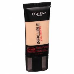 Base Infallible Matte Natural Buff Loreal x 1 un.